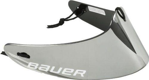 Bauer Nike Hockey N18 Lexan Senior Hockey Goalie Throat Protector Hockey Goalie Goalie Hockey