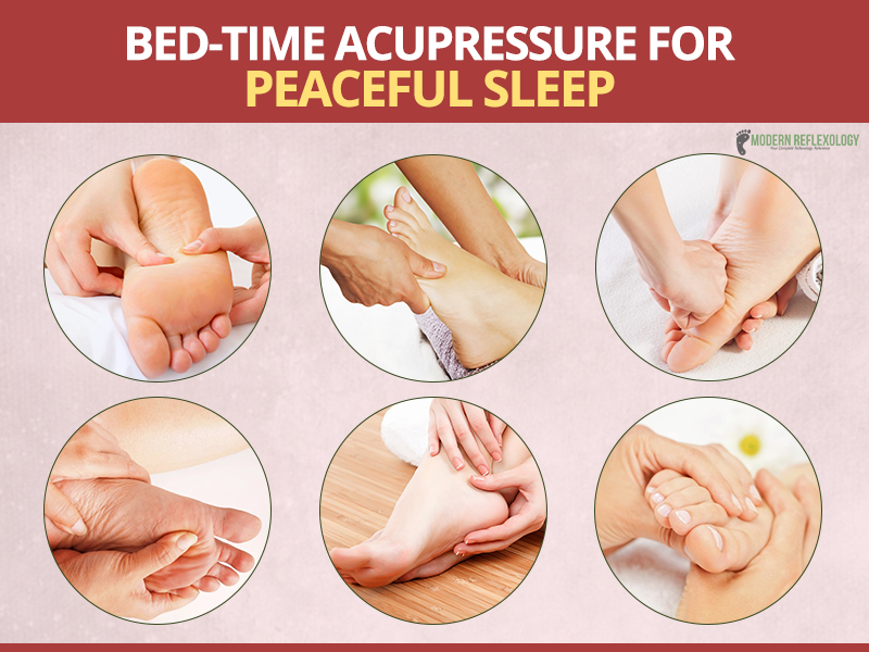 Gift Yourself A Good Nights Sleep With These Acupressure Points