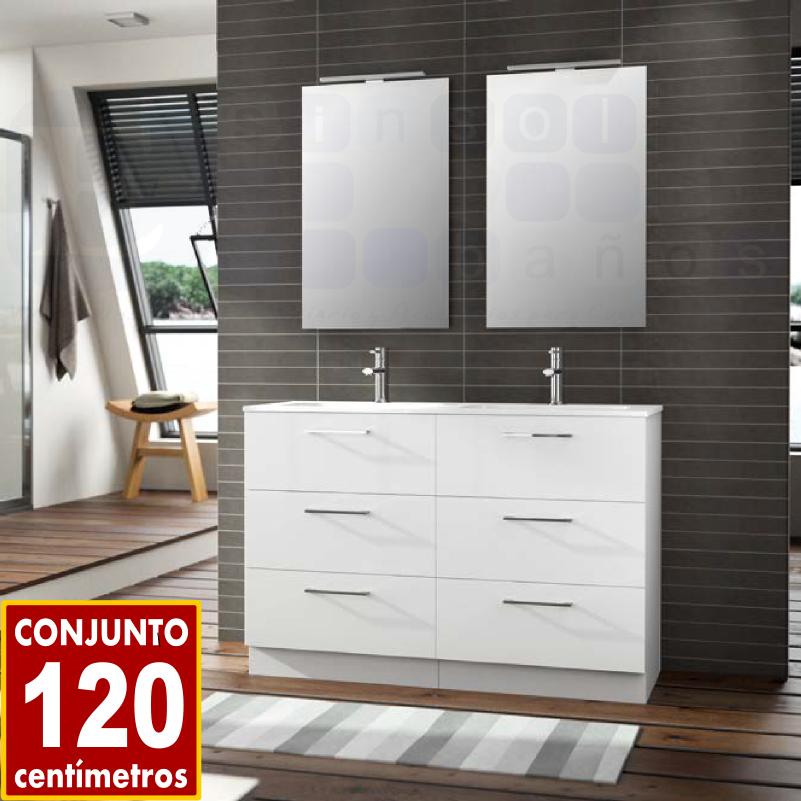 Conjunto Corus 120 cm. | Muebles de baño, Muebles de ...