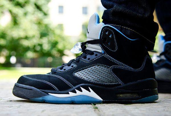 Nike Air Jordan 5 Carolina
