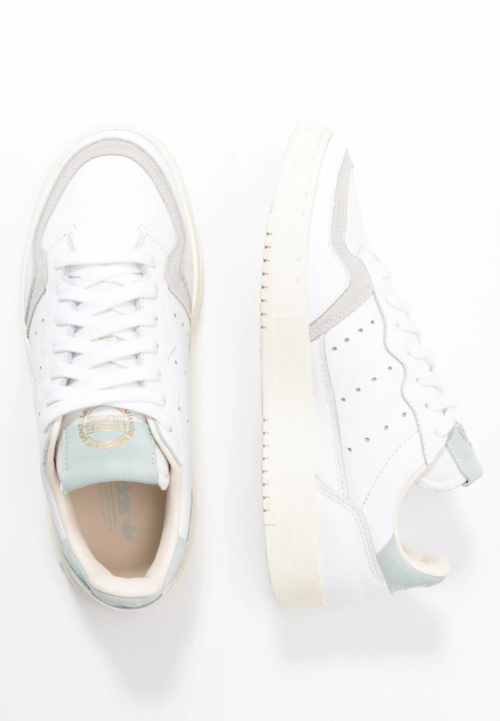 Pharrell Williams x Adidas Tennis Hu Footwear WhiteChalk