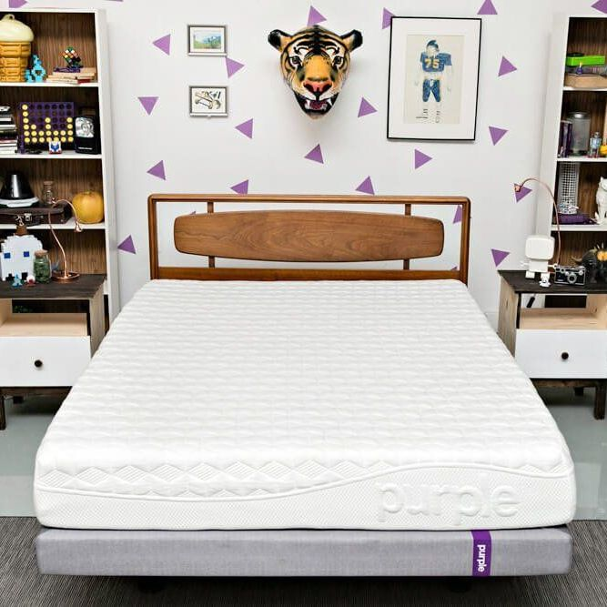 12 Best Mattresses That Ll Have You Sleeping Like A Baby Purple Mattress Best Mattress Purple Mattress Reviews