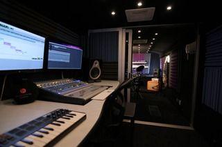 Unique Squared Mobile Recording Studio good idea, don't