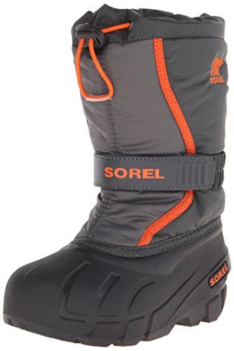4222023e267 cool Sorel Youth Flurry GR Hea Cold Weather Boot (Toddler/Little Kid ...