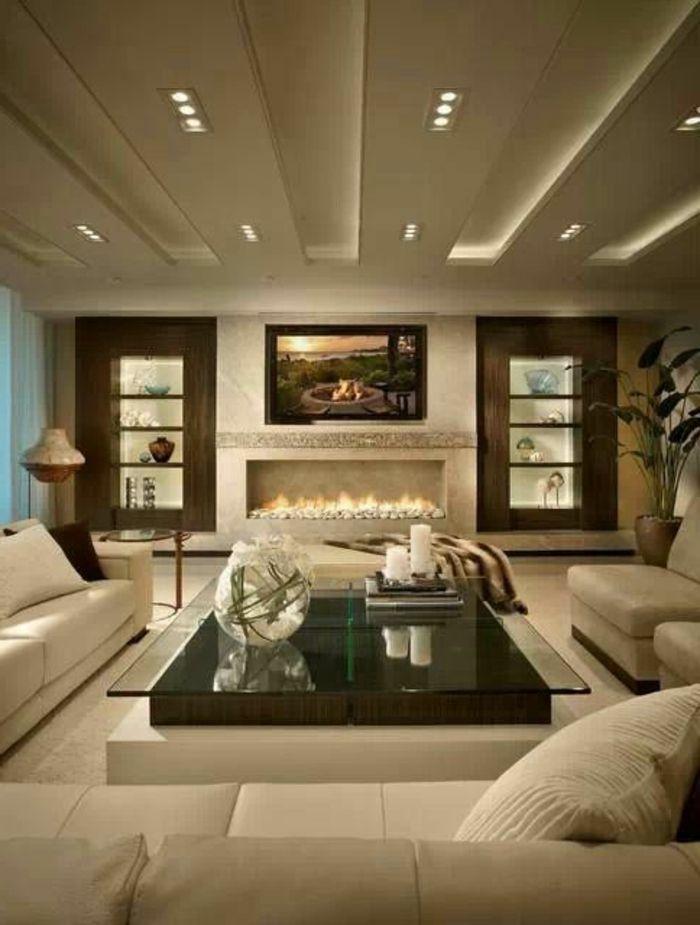 ▷ 1001 + idées fantastiques pour la déco de votre salon moderne