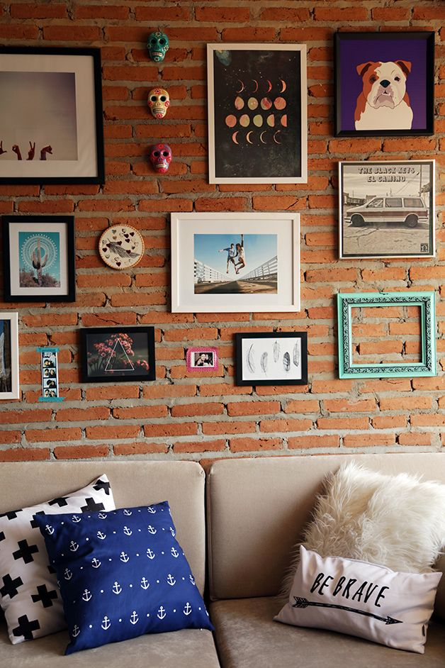 decoracao de sala retro: Para Sala no Pinterest