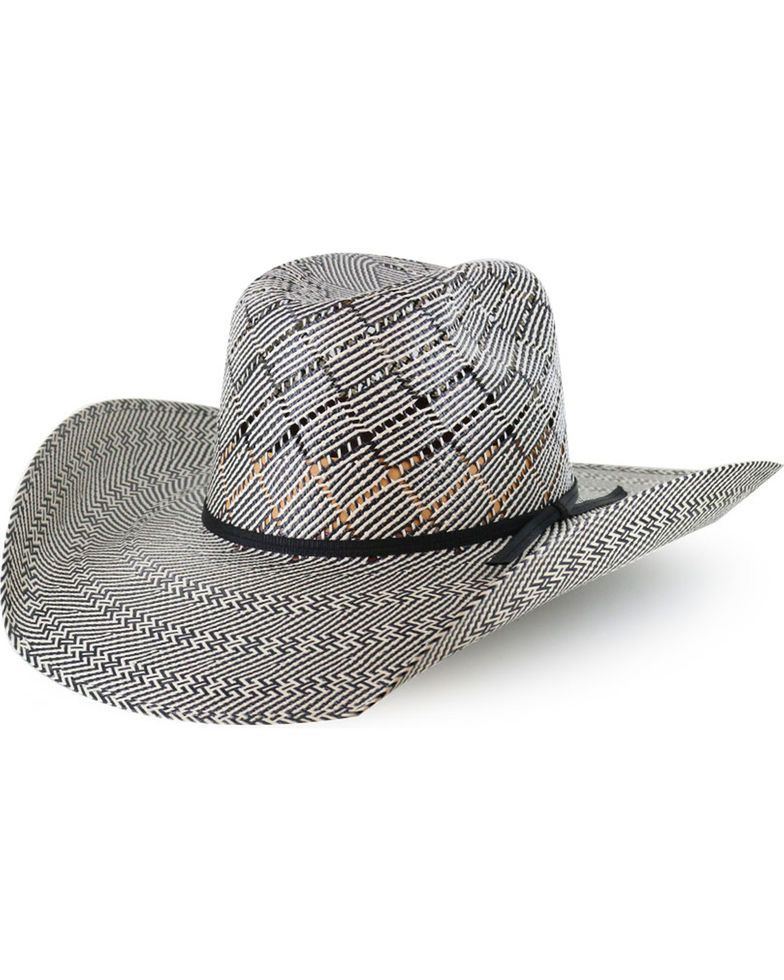 Cody James Men s 50X Vented Straw Cowboy Hat  a34b18c6818c