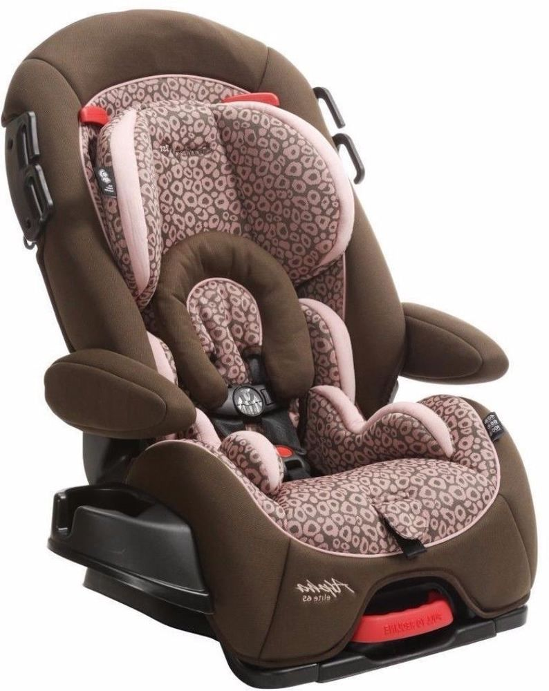 Alpha Elite 65 Convertible Car Seat With Removable Cup Holder Carseat