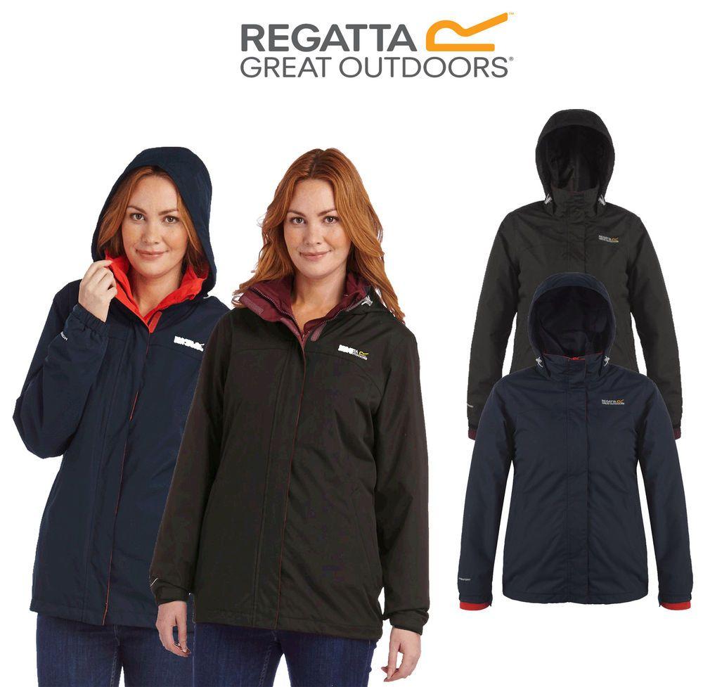 Regatta Womens Preya 3 In 1 Jacket