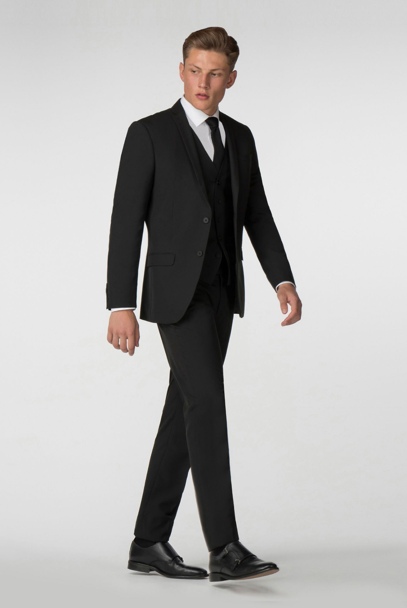 Black Suit Mens Business Casual Shoes Guide And 20 Tips For