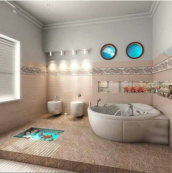 This bathroom tho ☆★☆