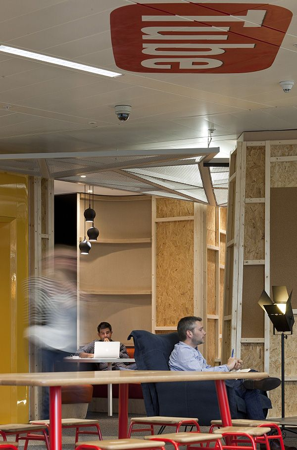 youtube s awesome new headquarters in london work pinterest
