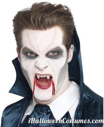 vampire makeup for Halloween - Halloween Costumes 2013 facng - mens halloween costume ideas 2013