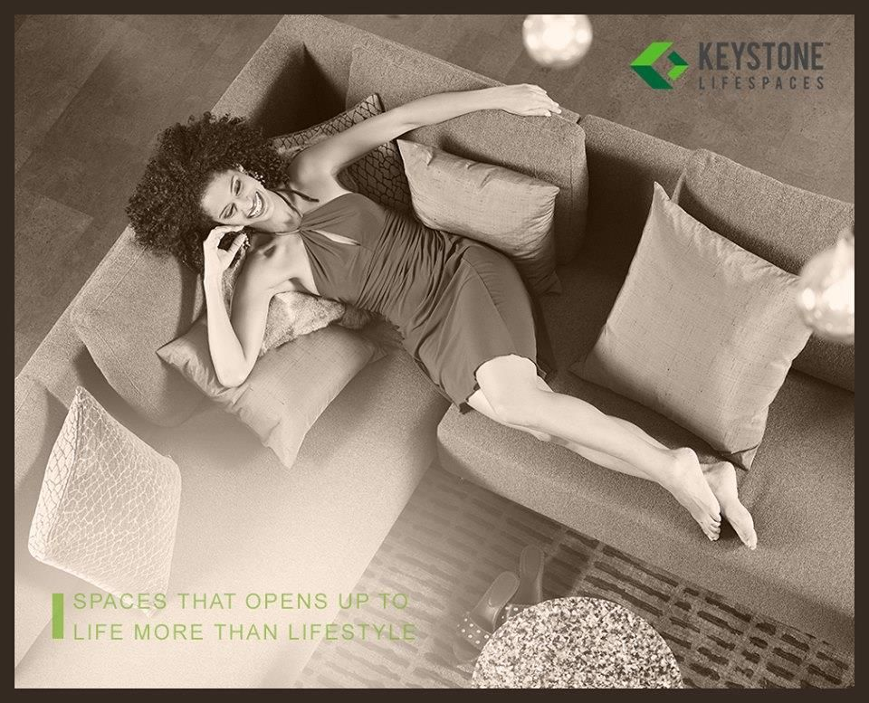 Keystone Lifespaces  Spaces that opens up to life more than lifestyle.  www.keystonelifespaces.com