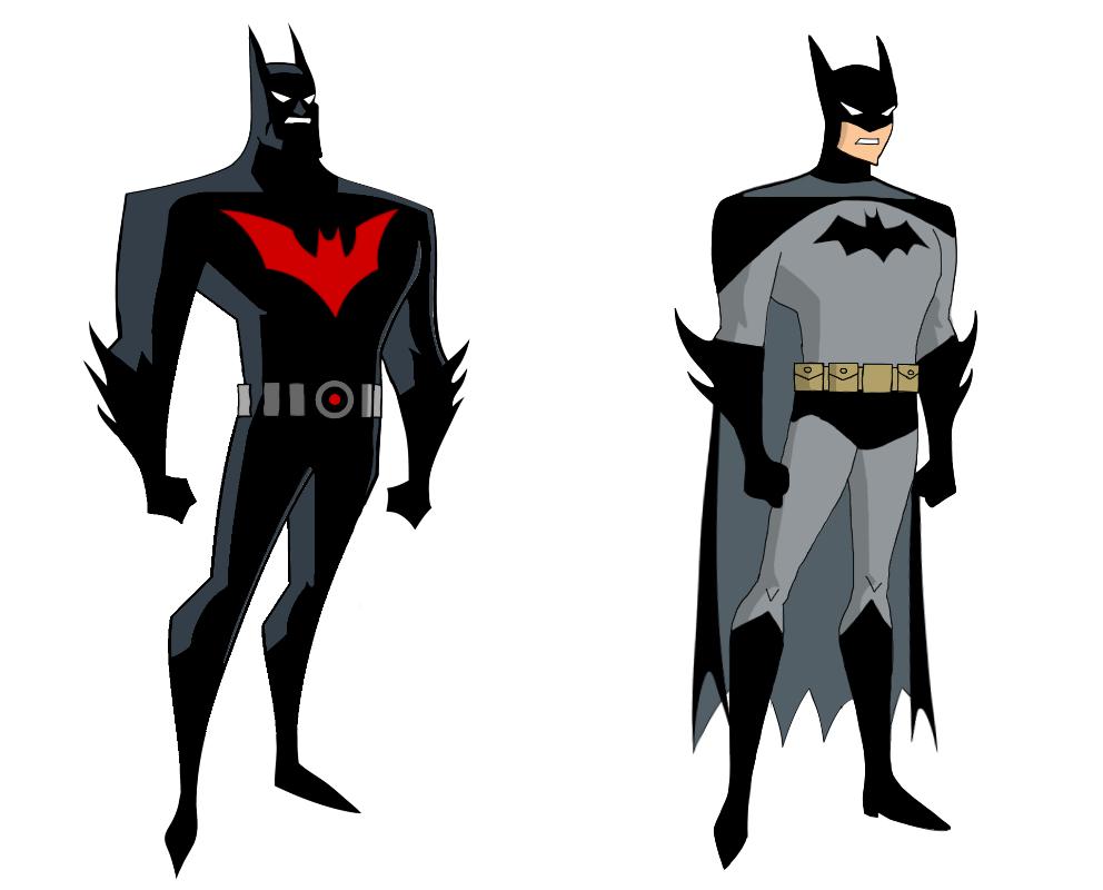Fan Art Cursed Batman Beyond Batman Comic Art Batman Beyond Batman