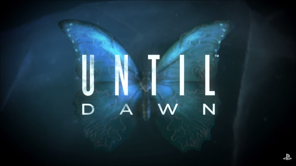 Until Dawn Will Launch On August 25th Gizorama Until Dawn Until Dawn Game Dawn
