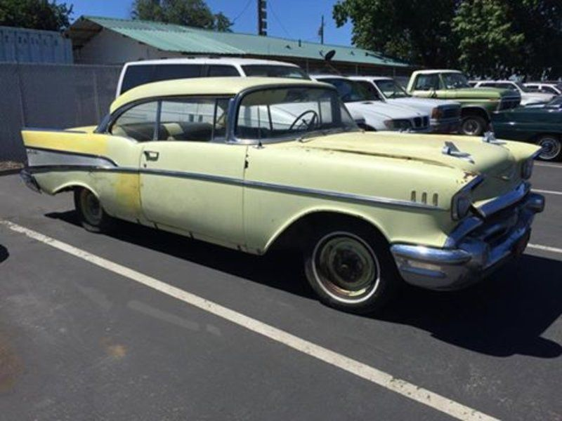 1957 Chevrolet Bel Air for sale by Owner - Medford, OR ...