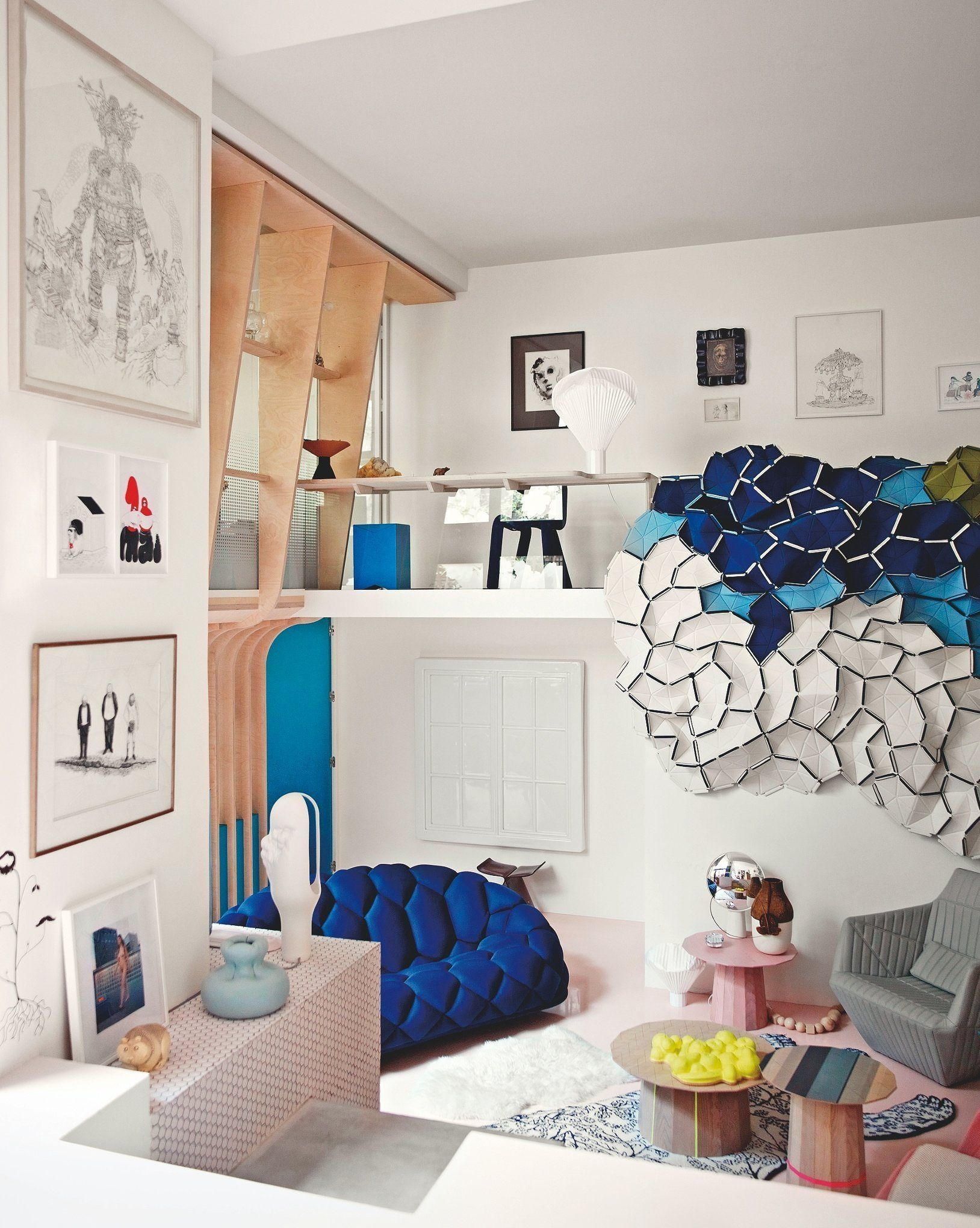 Maximalist Home Colour That Can Change Your Home Home