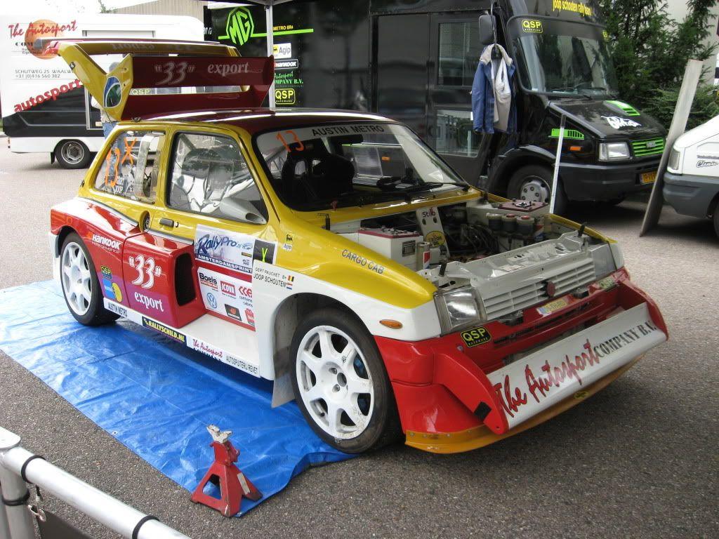 MG Metro 6R4 | Forza - MG | Pinterest | Rally car, Rally and Cars