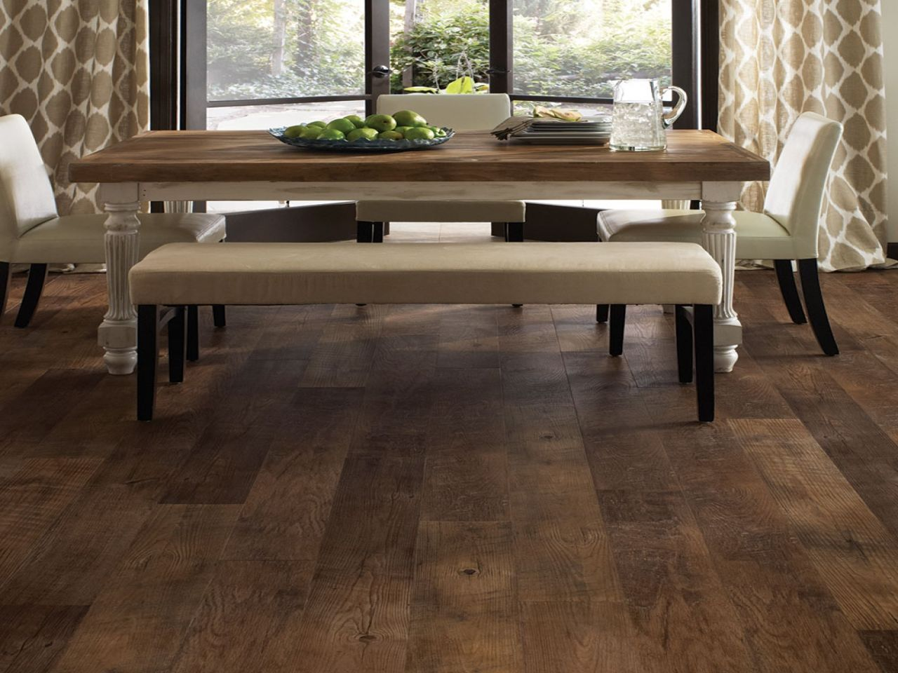 Luxury Vinyl Floors By Burke At James Carpets Of Huntsville Al