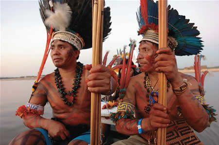 Latin America Indigenous