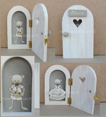 Puerta ratoncito perez habitacion samuel pinterest for Puerta raton perez