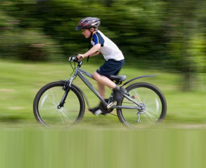 What To Do If Your Child Is Riding A Bike And Hit By A Car Bike