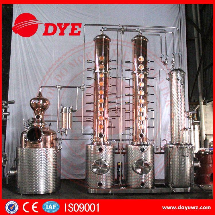 1000l Copper Moonshine Still Alcohol Distiller With Images