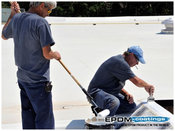Elastomeric Roof Coatings Do A Lot For Roof Elastomeric Roof Coatings Are Seamless And When Installed Correctly Elastomeric Roof Coating Liquid Rubber Roofing
