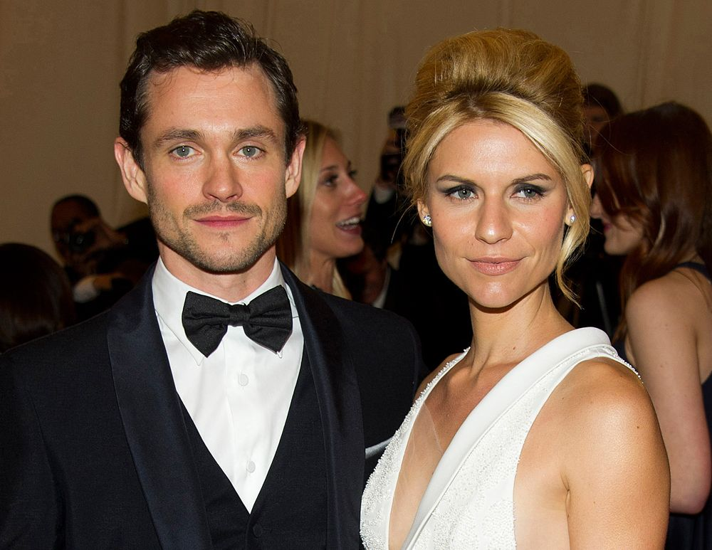 Image result for Claire Danes and Hugh Dancy