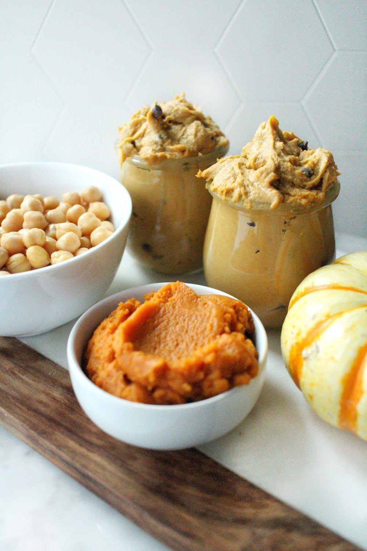 Pumpkin Spice Dessert Hummus | Once Upon a Pumpkin