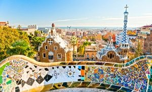 8 Day Spain Trip From Great Value Vacations With Airfare And Hotels Priced Per Person Based On Double Occupancy Barcelona Tours Best Countries To Visit European Destination