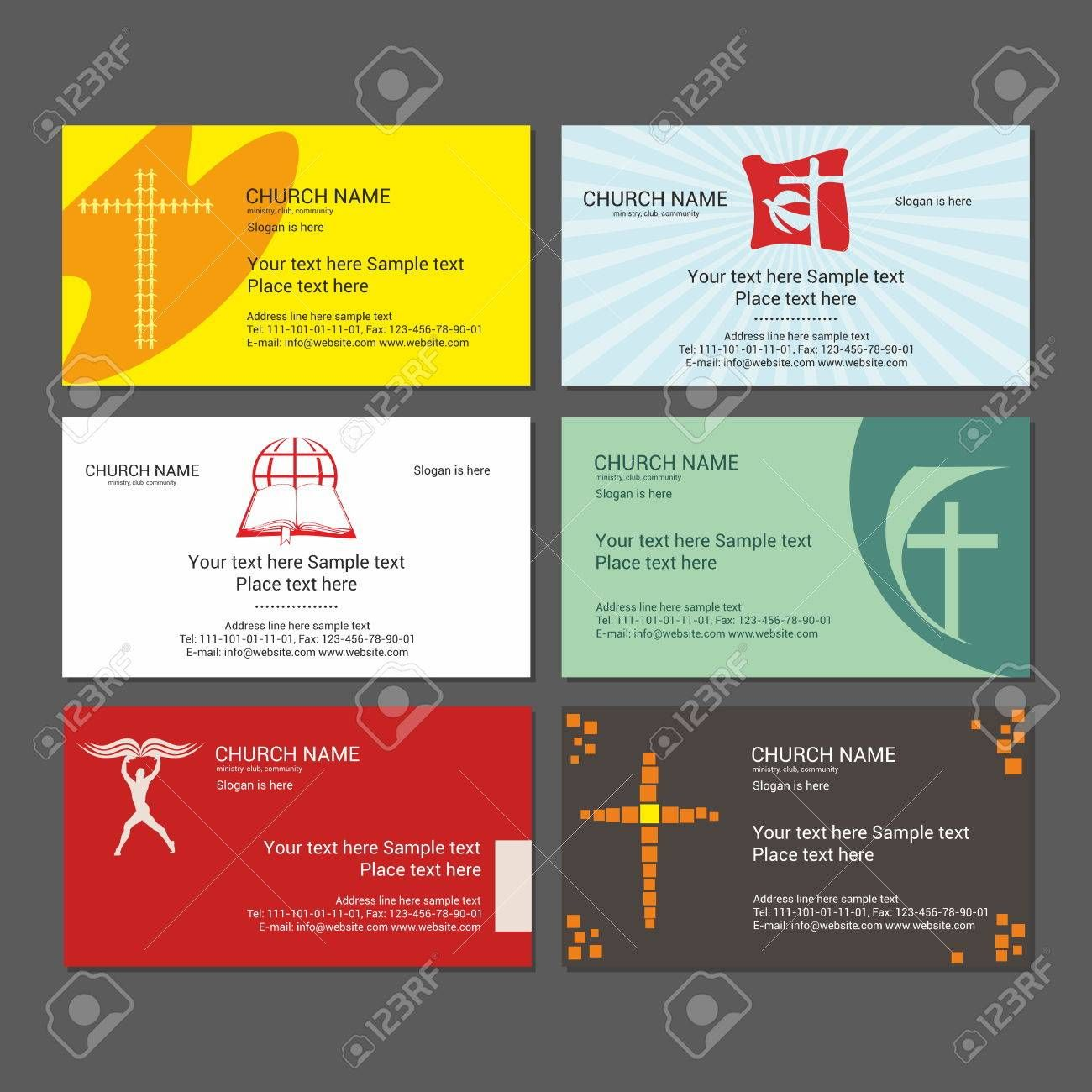 The Mesmerizing Set Christian Business Cards For The Church The Ministry The Withi Free Business Card Templates Business Card Template Card Templates Free