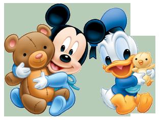 imprimir bebes disney imagenes y dibujos para imprimir - Disney Bebe