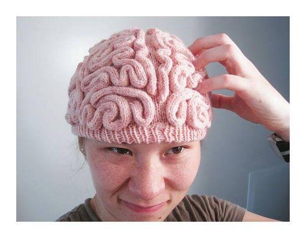 Czapka mózg | sapik | Pinterest