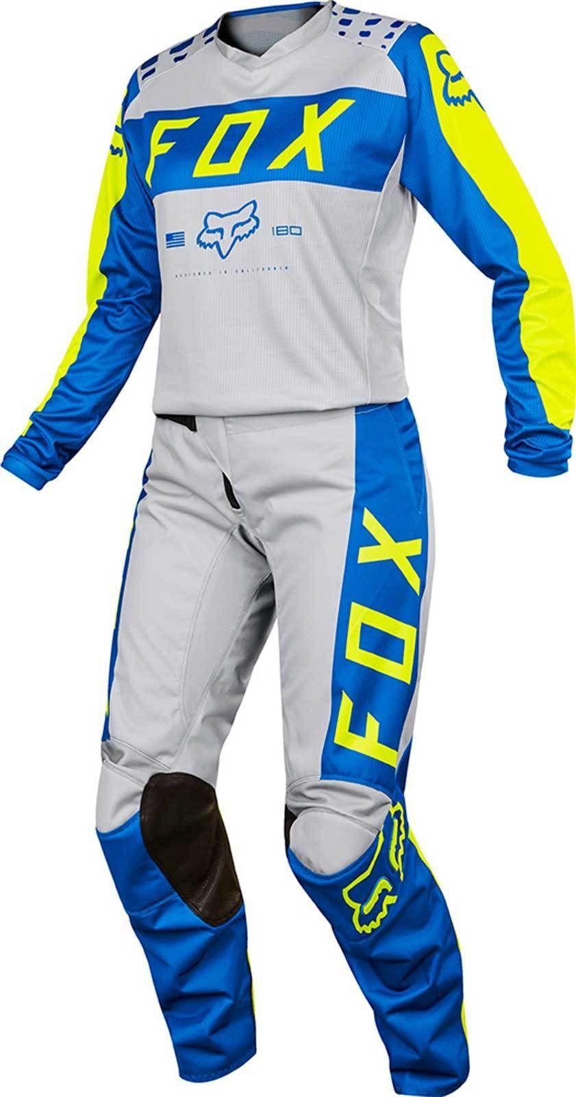 21a99b45d3f1f9 2017 Fox Racing Women'S 180 Combo - Motocross Mx Atv Dirt Bike Gear Jersey  Pant