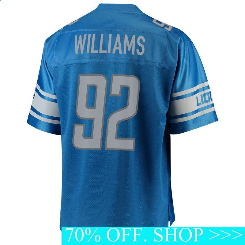Turn Dreams Into Reality While Expressing Ultimate Fan Loyalty Today With This Sylvester Williams Detr Detroit Lions Football Nfl Football Jersey Detroit Lions
