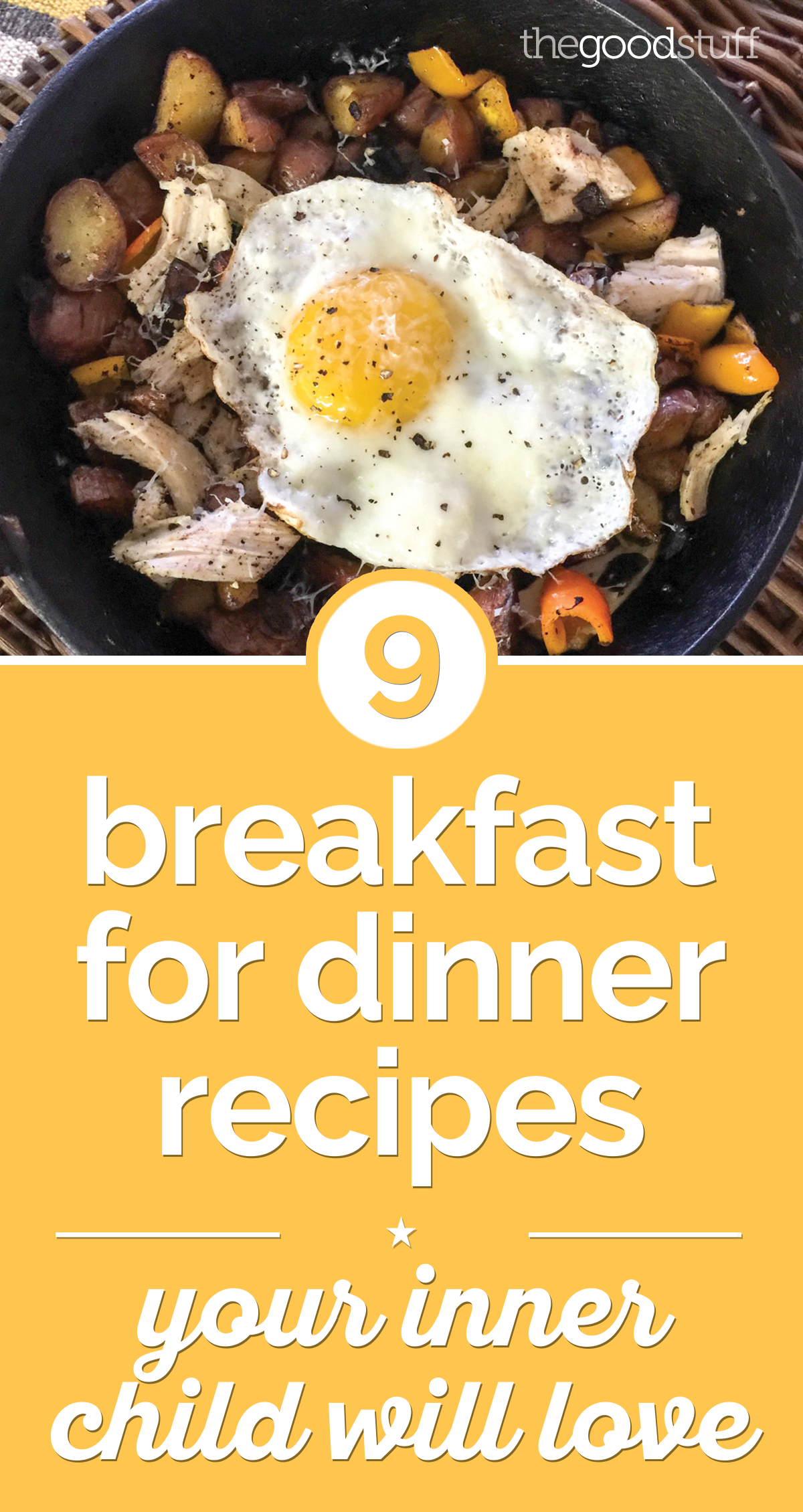 9 breakfast for dinner recipes your inner child will love who says you cant have breakfast for dinner here are 9 easy recipes forumfinder Images