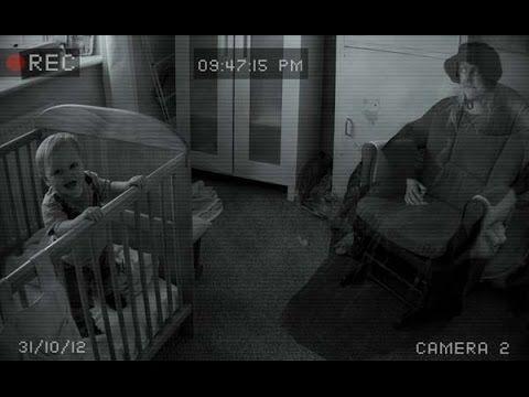 paranormal historias