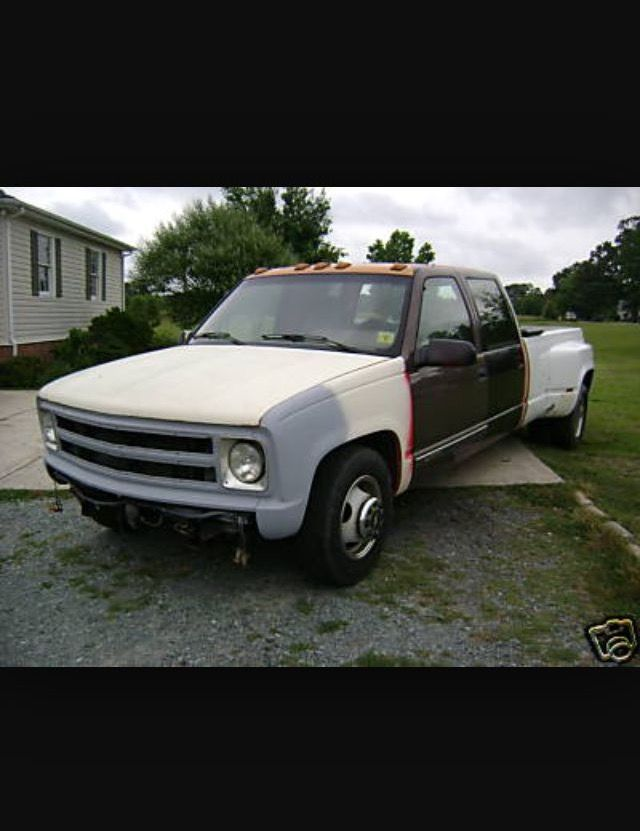 90's C1500 With C10 Front End Conversion.