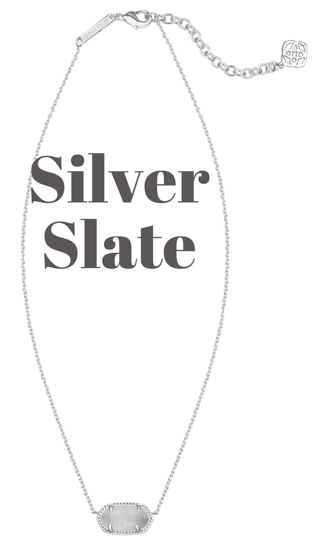 Kendra Scott: Elisa Pendant Necklace