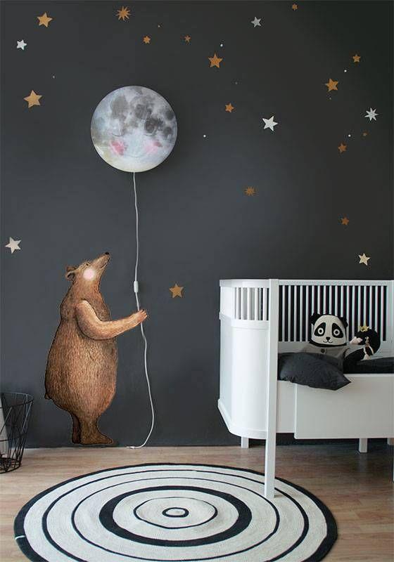 Sternensticker Kupfer | Home Design | Kinderschlafzimmer ...