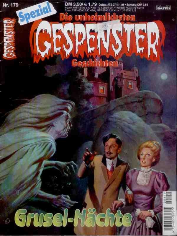 Gespenster Geschichten Spezial #179 - Grusel-Nächte