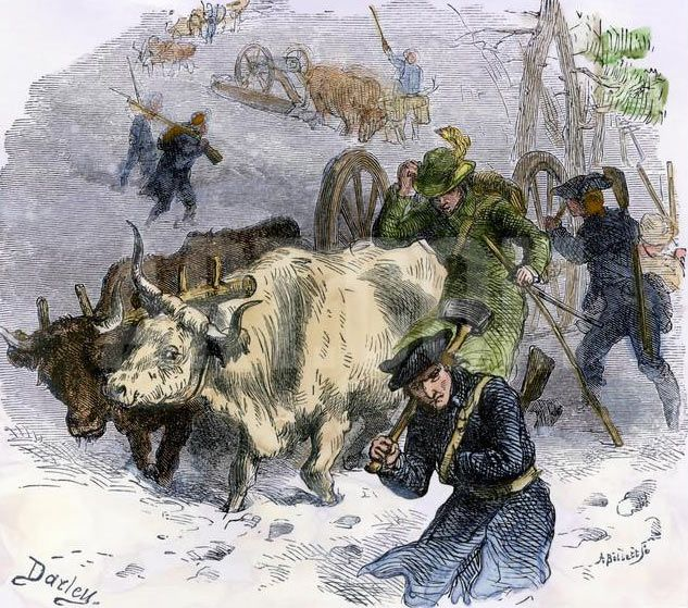 what were the green mountain boys