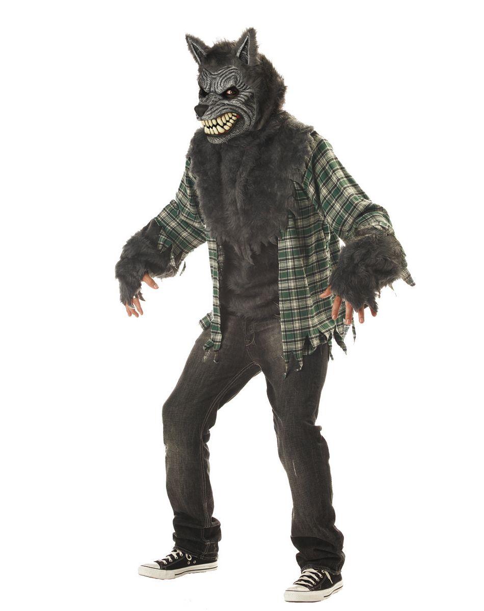 Full Moon Madness Werewolf Costume, for Aaron | Halloween ...
