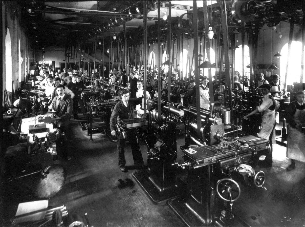 Monotype corporation machine shop   Type setting, How to ...