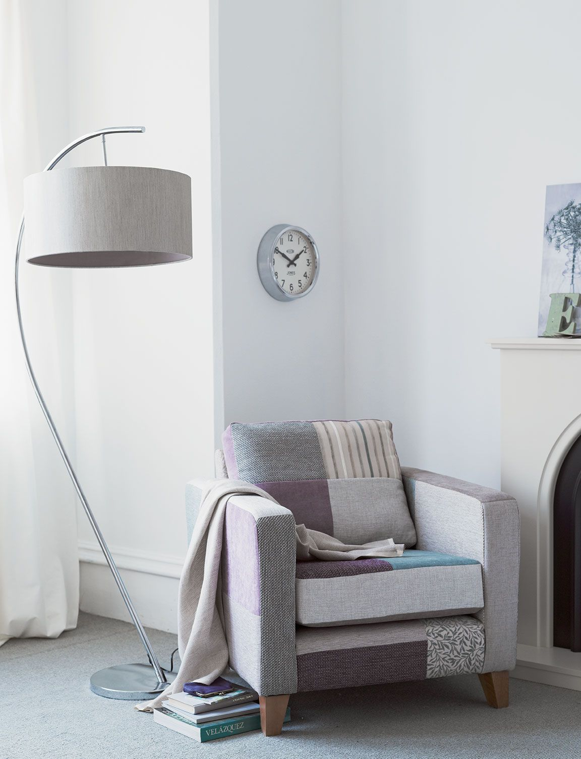 Our Arc Floor lamp provides an innovative and contemporary look to ...