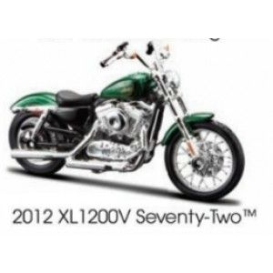 New Listing now available to order from our web site!!  H-D XL1200V Seventy-Two 2012