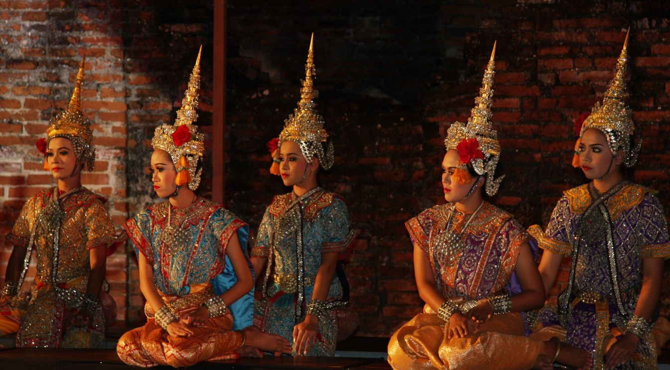 Traditional Thai Costumes Thailand Tourism Travel Fashion Asia Culture