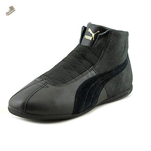 PUMA Damens's Eskiva Mid Remaster schwarz Puma schwarz Remaster Puma schwarz Sneaker 8 B ... 35d6ec